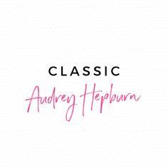 Board Cover - Classic Audrey Hepburn - www.landralynnjacobs.com