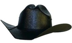 a5ec1c4840b5d Kids Canvas Black Straw Hat with Eyelets