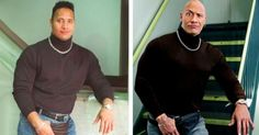 """Kendall Jenner isn't the only one with an interest in fanny packs. Dwayne """"The Rock"""" Johnson is bringing them back from the 80s too! Get yours at Fashion You Up!"""