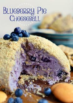 Pepperoni Pizza Football Cheese Ball is easy to make and a total showstopper! Make this for your next game day celebration and watch the crowd go wild! Cheesecake Pie, Peanut Butter Cheesecake, Cheese Ball Recipes, Appetizer Recipes, Cheese Dips, Appetizers, Dessert Dips, Dessert Recipes, Desserts