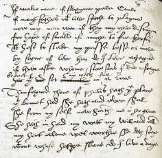 Book of Sir Thomas Wyatt - Speculation about Wyatt's relationship with Anne Boleyn has gone on since Elizabeth's reign, with numerous autobiographical references proposed in his writing. In fact, Wyatt refers to Anne in only four genuine poems.