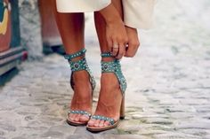 Colorful shoes that we have to have via TheyAllHateUs