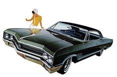 Buick Wildcat, 1965.