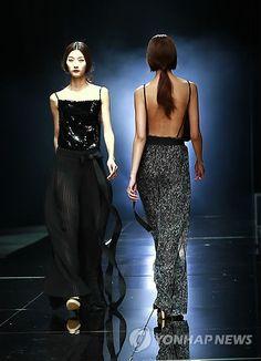 Seoul Fashion Week 2012. Designer is Kang Ki-Ok.