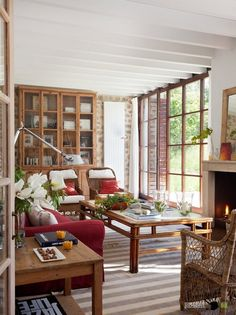 Vicky's Home: Una casa de campo tradicional /A traditional farmhouse