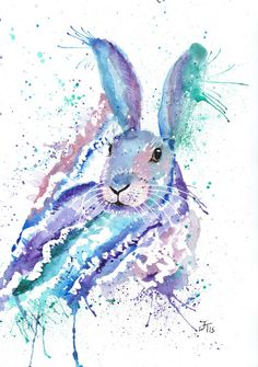 Far Away Hare by Jamie Taylor