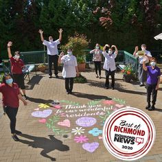 We're #1 again! Thanks to you, Gilmore Gardens Retirement Residence have been voted the Best Senior Home in 2020 in all of Richmond by the @richmond_news! It is wonderful to be recognized for our efforts. Thank you to everyone who voted for us!😊 Senior Living, New Tricks, Retirement, Effort, Thankful, Gardens, Learning, News, Study