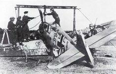 Messerschmitt Bf 109E3 9.JG3 (Y5+I) Egon Troha WNr 5153 sd 29th Oct 1940-Kagero 15016