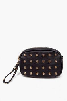 2e88b3f8005d Studded Cross Body Bag Trendy Accessories