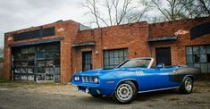 "taylormademadman: "" 1971 Plymouth Barracuda Cuda Convertible 383 Check Out My Archives for High Definition Cars,Hotrods,Ratrods,Kustoms,Trucks,Motorcycles,Abandoned Vehicles,Trains,Animals,etc.♠ """