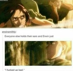Pretty bad Erwin