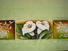 Trabalhos em croche e pintura Ipatinga MG
