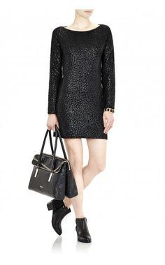 Dappled mini dress - Liu Jo <3