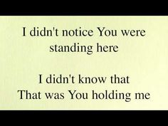 """This video is the lyrics of """"All I Can Say"""" with the David Crowder Band. When you feel you have been misinterpreted, judged, or even deserted, the lyrics of this song will touch a place in your heart. Christian Singers, Christian Music, Music Love, Love Songs, David Crowder, Sing Sing, Ju Ju, Praise Songs, Music Pictures"""