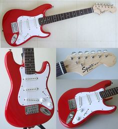 Squier by Fender スクワイア ミニエレキギター Mini Stratocaster TRD Squier by Fender http://www.amazon.co.jp/dp/B001ISYZ4A/ref=cm_sw_r_pi_dp_2S.9ub0S7YDF7
