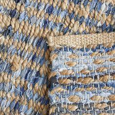 Bernd Handmade Flatweave Natural / Blue Area carpet – Area Rugs on hardwood Orange Area Rug, Blue Area Rugs, Driftwood Coffee Table, Rug Sale, Weathered Wood, Throw Rugs, Hand Weaving, Handmade, Rag Rugs