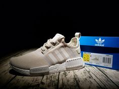Adidas NMD Clear Onix S76007 We have sizes (5-9) Women Limited Stock FREE SHIPPING