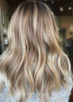 Bronde Freelights #GoldenBronde #Bronde #GL2017SpringFashionTends #GreatLengths #Hair