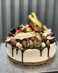 Puddings, Cheesecakes, Sweet Stuff, Tiramisu, Cake Ideas, Baking Recipes, Food Ideas, Birthday Cake, Easter