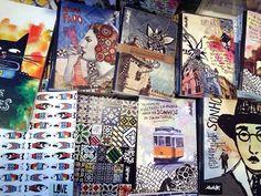 Notebooks by illustrart!