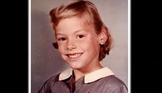 Serial killer Aileen Wuornos as a child. Aileen Wuornos, Content Cop, Famous Serial Killers, History Photos, Us History, Haunting Stories, Creepy Photos, Creepy Facts, Charlize Theron