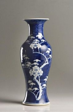 Buy online, view images and see past prices for A BLUE AND WHITE VASE. Invaluable is the world's largest marketplace for art, antiques, and collectibles. Fine Porcelain, Porcelain Ceramics, Ceramic Vase, Porcelain Tiles, Japanese Porcelain, Blue And White Vase, White Vases, Blue Pottery, Pottery Art