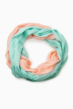 ShopSosie Style : Zana Infinity Scarf $11.50