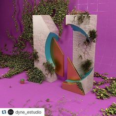 #Repost @dyne_estudio with @repostapp  N natural y demorada - #36daysoftype #36days_n . . #Dyne #c4d #cinema4d #arnold #arnoldrenderer #n #3D #render #nature #plant #glossy #graphicdesign #white #3dtype #type #typography #geometric #solidangle #maxon #motiondesign #sculpt #green #marble #pink #santiago #Chile #wood by cdordelly