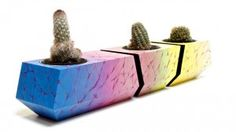 Artists Applied Boxcar Planters as a Canvass , There isn 't a limit to artwork. you are able to do the rest you desire to in order to express yourself. There could be various reactions from folks... , Admin , http://www.listdeluxe.com/2017/08/26/artists-applied-boxcar-planters-as-a-canvass/ ,  #Boxcarplanter #decorations #planters #RevolutionDesignHouse, ,