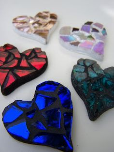 Glittering Shards online mosaic exhibition…just for you!