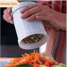 Twist and Grate Grater only $1.00! #grater #hotdeals