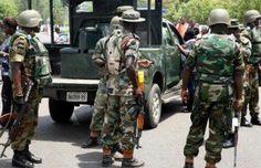 Biafra: Nigerian Army dismisses IPOB claim of shootings in Aba Umuahia