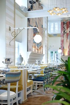 Byblos (Miami Beach, United States), The Americas Restaurant | Restaurant & Bar Design Awards