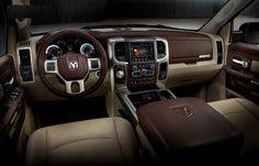 2015 Dodge Ram 1500-interior