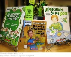Celebrate St. Patrick's Day and teach your kids about another part of the world!
