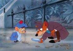 1986 - The Great Mouse Detective -