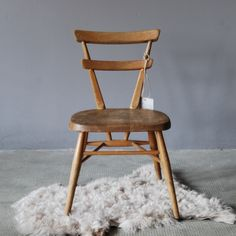 another child's ercol