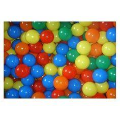 1000 kpl pallomeren palloja... tehään lotan kämpästä valtava pallomeri!!