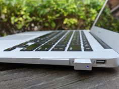 microSSD - add up to 384GB extra storage to your Macbook.  Macbook matching aluminum storage expansion for Macbook Air or Macbook Pro (or other ultrabook PCs). Add up to 128GB / 256GB / 384GB