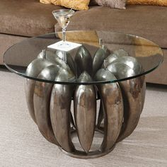 #emonili.com              #table                    #Crown #Table #Nickel     Crown Table - Nickel                                http://www.seapai.com/product.aspx?PID=185845