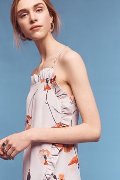 Shop the Ruffled Floral Cami and more Anthropologie at Anthropologie today. Read customer reviews, discover product details and more.