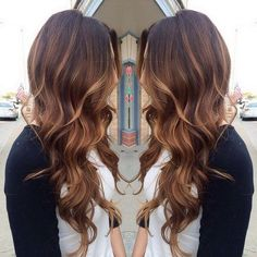 37 Newest Hottest Hair Colour Tips For 2015 / Hairstyles