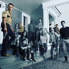 The Walking Dead Walking Dead Quotes, Walking Dead Season 9, The Walking Dead 2, Daryl Twd, Walking Dead Wallpaper, Atlanta, Walker Stalker, Carl Grimes, Favorite Tv Shows
