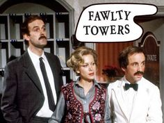 Fawlty Towers on Amazon Prime Instant  Funniest Show on TV to this day :D