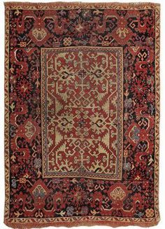 Christies, Oriental Rugs & Carpets | JOZAN Lotto rug