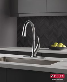 103 best the inspired kitchen images delta faucets kitchen rh pinterest com