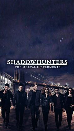 Shadowhunters wallpaper by lydia201713358 - 72ab - Free on ZEDGE™