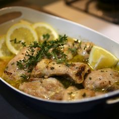 If you're looking for a quick, inexpensive weeknight dinner, boneless, skinless chicken thighs are a great option. All they need is a few minutes in a marinade, 25 minutes or so in the oven (…