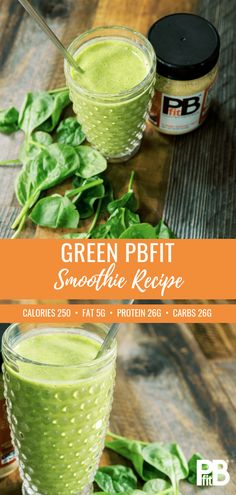 PB Fit - We take away 90 of the fat and two-thirds of the calories. Try a few scoops in your smoothie for a tasty protein boost! Juice Smoothie, Smoothie Drinks, Healthy Smoothies, Healthy Drinks, Smoothie Recipes, Healthy Snacks, Detox Drinks, Smoothie Detox, Green Smoothies