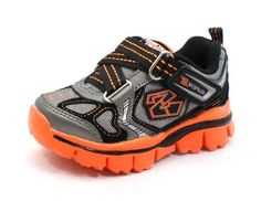 Skechers Boys Extreme Flex Leather And Fabric Athletics Skechers. $24.88